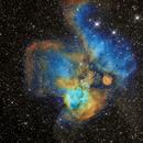 NGC 2467,                                rat156