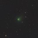 Comet C/2017 T2 Panstarrs,                                Michael S.