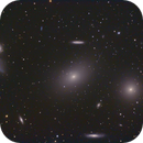Portion of Markarian's Chain,                                Ron
