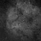 IC1396-Elephant's Trunk nebula in H-Alpha,                                Christian Dahm