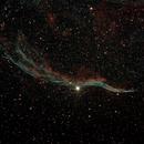 Cygnus loop,                                Ron Kohn