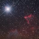 Gamma Cass, IC63,                                Phil Hosey
