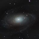 M81 , Bode's Nebula - HiRes,                                pkdhar