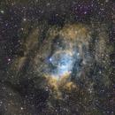 Bubble Nebula,                                llolson1