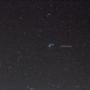 Panstarrs M101 and M51,                                Bach hamba Youssef
