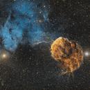 Jellyfish Nebula,                                TobiasLindemann