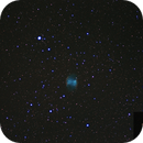 M27 - Dumbbell Nebula,                                Valerio Campobasso