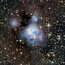 NGC7129 / NGC7142,                                mastermerlin