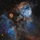 NGC2467,                                George Varouhakis