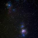 Orion Region,                                andresch