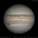 Jupiter | 2018-07-16 4:16 | RGB,                                Chappel Astro