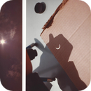 May 30, 1984 Annular Solar Eclipse - Kerr Lake, NC,                                mikefulb