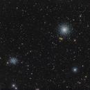 M53 and NGC 5053,                                Toshiya Arai