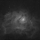 M8 Lagoon Nebula,                                Stratos Goudelis