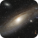 "M 31 - The Andromeda Galaxy (large),                                Sebastian ""BastiH"" Hinz"