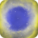 NGC7293-The Helix Nebula in NB,                                Ian Parr