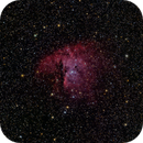 Pacman Nebula (NGC 281 in Cassiopeia),                                Ray Blais
