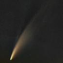 Comet C2020 F3 Neowise,                                Annette Sieggrön