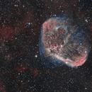 NGC 6888  *AAPOD* 10 June,2018,                                Dan Wilson