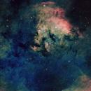 NGC7822,                                Kenneth41
