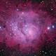 Lagoon nebula,                                Boommutt