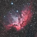The Wizard Nebula,                                Mathieu Maréchal