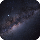 Milky Way and Wandering Jupiter,                                Radek Kaczorek