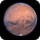 Collaborating with my 7 year old: Olympus Mons and Valles Marineris,                                Damien Cannane