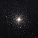Caldwel C106 - NGC104 - 47 Tucanae Globular Cluster in Tucana,                                Geoff Scott
