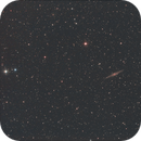 NGC891 with 130PDS,                                Nadeem Shah