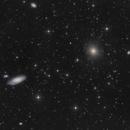 Messier 58 / 89 / 90,                                Hartmuth Kintzel