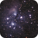 M 45, The Pleiades,                                Michael Timm