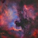 North America Nebula HOO,                                Mohamed Usama Ismail
