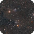 LDN 1235 - The Dark Shark Nebula,                                lefty7283