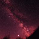 Milky way,                                Christoph Zechner