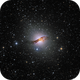 The Hamburger Galaxy - Centaurus A (NGC5128),                                Stacey Williams