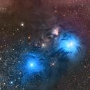 NGC 6726,                                Mark