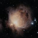 M42 - The Orion Nebula,                                Craine