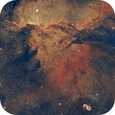 NGC6188 With OSC and L-eXtreme Filter,                                CarlosAraya
