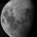 Mosaique de la lune, 28 mai,                                Thomas Collin