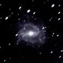Messier 83,                                  Erik Zampieri