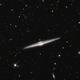 NGC 4565, the Needle Galaxy,                                Steve Cooper