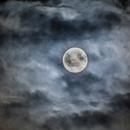 Cloudy Moon,                                Michele Vonci