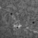 Minor activity in AR 2818, 2820,                                GreatAttractor