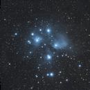 M45 Pleiadi,                                Fabio Semeraro