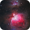 M42 - The Great Orion Nebula,                                Konstantinos Stav...