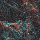 triangolo di Pickerin NGC 6979,                                Giorgio Baj