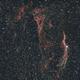 Veil Nebula from East London,                                agard