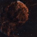 The Jellyfish Nebula  (IC 443),                                Wintyfresh