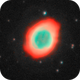 """Ring nebula"" with leanhance and lpro,                                Nikolay Vdovin"